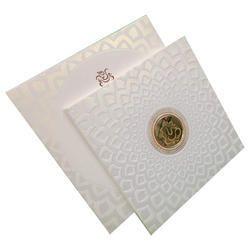Wedding cards in rourkela white cardboard and paper wedding cards size 15 x 15 cm stopboris Gallery