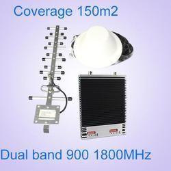 Tri Band Signal Booster MGC AGC ALC