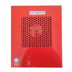 24V Fire Alarm Hooter
