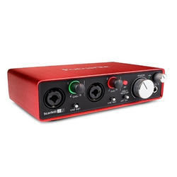 Focusrite Scarlett 2i2 Audio Systems