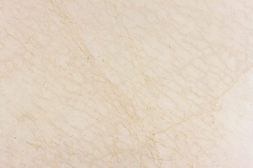 Crystal Beige Marble Slab For Flooring Thickness 15 20