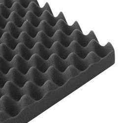 Acoustic Foam Egg Try Shape