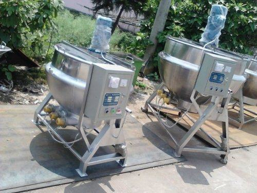 Jacketed Heater Paste Kettle