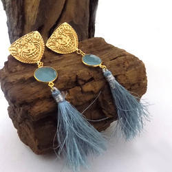 Golden Tassel Jewelry