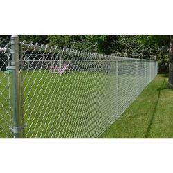 Park Iron Boundary Fencing
