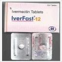 Ivermectin Iverfast 12 Tablet