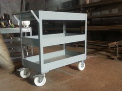 MS Hand Trolley