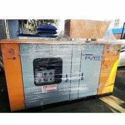 Single Phase Diesel 15kva Used Mahindra Generator