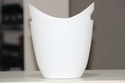White Ice Bucket