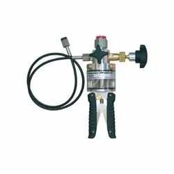 Hydraulic Hand Pump Calibration Services