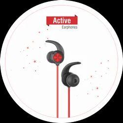 Zest Active Wired Earphone