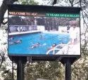 P6 Outdoor LED Display Board