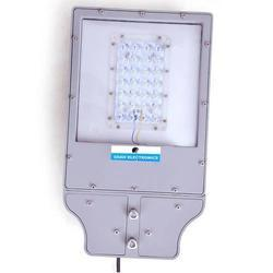 38W Solar LED Street Light Fixture
