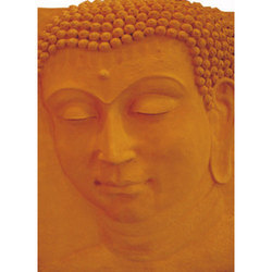 sand stone effect buddha wall mural at rs 1800 piece uttam nagarsand stone effect buddha wall mural