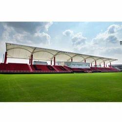 Stadium Membrane Tensile Structure