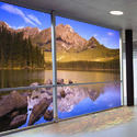 Digital Printed Glass For Partition