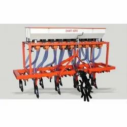 DLX  11 Tyne Tractor Operated Seed Cum Fertilizer Drill