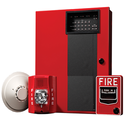 Safeguard Red Smoke Detection System