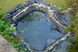 750 Mic Pond Liner