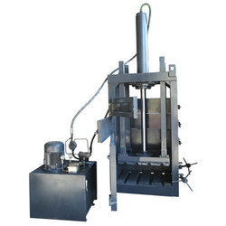 Aluminium Can Baler Press