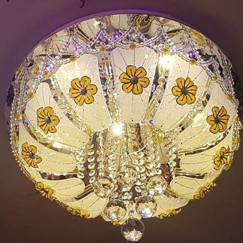 Ceiling Mount Decorative Ceiling Chandelier Rs 150 Piece Whitelight Enterprises Id 19105539733