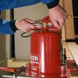 Fire Extinguisher Servicing