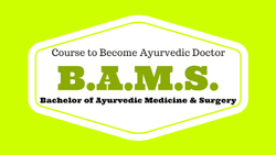 BAMS  without NEET Admission Counseling
