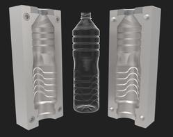 Pet Bottle Blow Die Mould