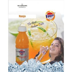 Vanguard Mango Soft Drink