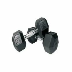 FitKing Fixed Weight Round Dumbbell