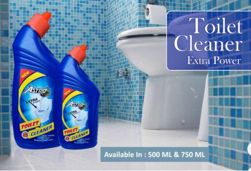 Toilet Cleaner Bottle (HDPE)