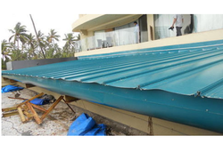 Stainless Steel Insulated Standing Seam Roofing Sheet