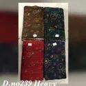 Mill Print Rayon Fabric