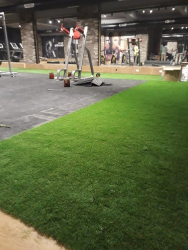 Artificial Grass GYM Flooring Wholesale Trader from Ahmedabad