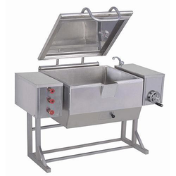 Stainless Steel Tilting Braising Pan