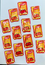 Tomato Ketchup 6 Grm Pouch
