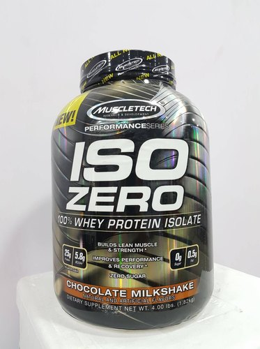 muscletech iso zero whey protein isolate