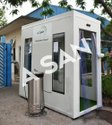 Automatic Sanitizing Chamber
