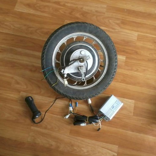 Electric Motor Project Kit: Electric Bike Dc Motor For Project At Rs 5000 /kit