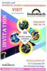 INDOMACH EXIBITION 20 TO 21 DEC.2019