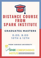 Nursery & Primary  Teacher Training from Distance Mode
