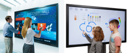 Interactive Touch Screen Monitor