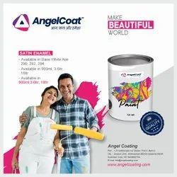 Synthetic Enamel Paints, Packaging Type: Can