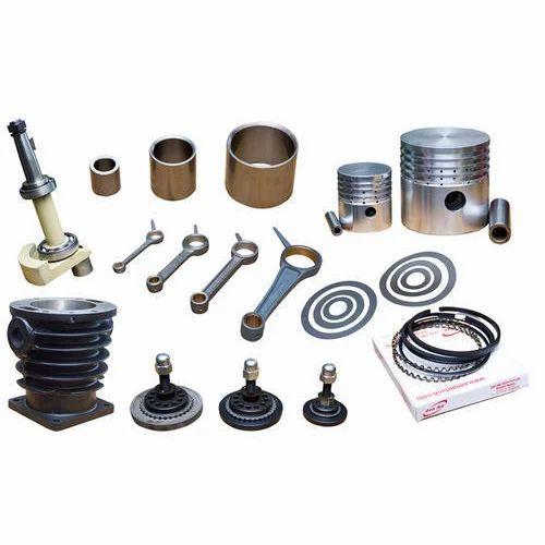 Air Compressor Replacement Parts >> Reciprocating Air Compressor Spare Part
