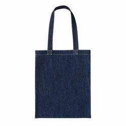 Plain Denim Bag