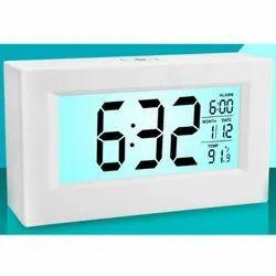 Large Sensor Table Clock