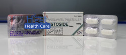 Distoside Praziquantel 600mg