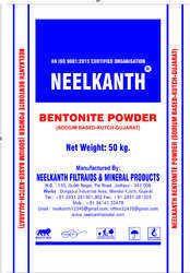 Bentonite Powder - Sodium Based API 13 SEC 9