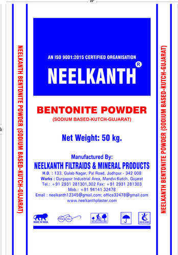 Neelkanth Fitraids And Mineral Products, Jodhpur - Manufacturer of