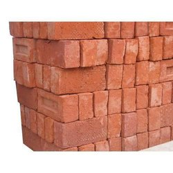 Makan Red Bricks For Construction, Size: 10*5*3